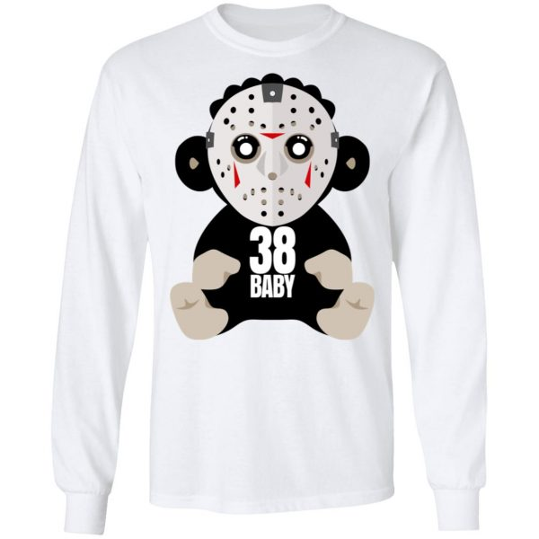 38 Baby Monkey Jason Voorhees Shirt