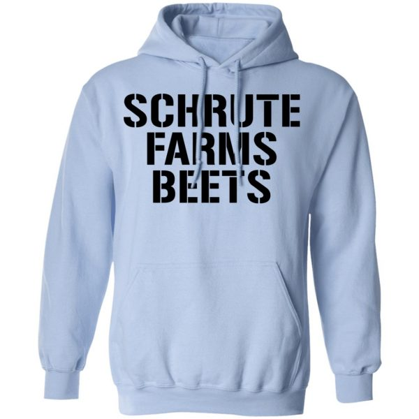 The Office Schrute Farms Beets Shirt