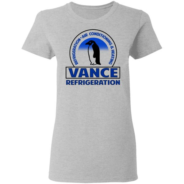 The Office Vance Refrigeration Shirt