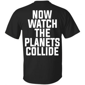 Crowbar Planets Collide Shirt Apparel 2