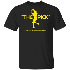 The Pick 25th Anniversary Shirt