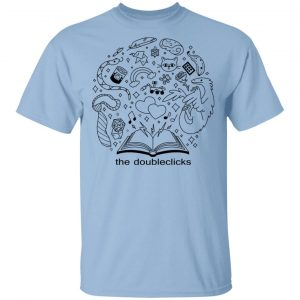 The Doubleclicks The Book Was Better Shirt