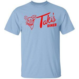 Taki's Diner Shirt
