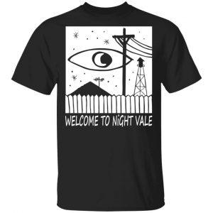 Welcome To Night Vale Analog Logo Shirt