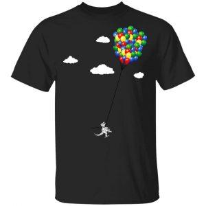 T-Rex's Busy Day Shirt