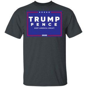 Official Trump-Pence 2020 Yard Sign Shirt