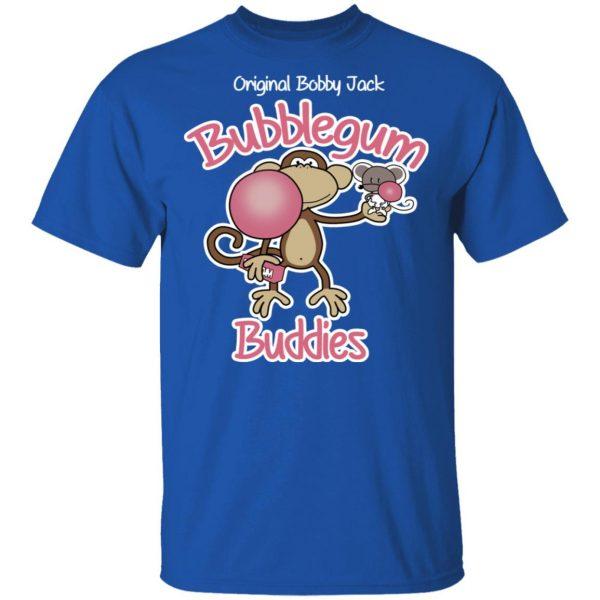 Original Bobby Jack Bubblegum Buddies Monkey Shirt
