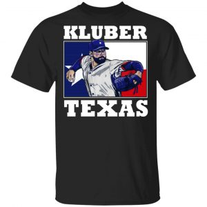 Corey Kluber – Texas Kluber Shirt Apparel
