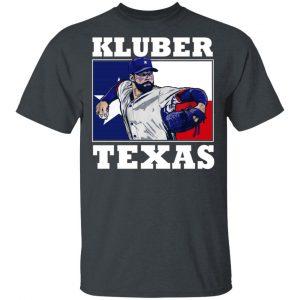 Corey Kluber – Texas Kluber Shirt Apparel 2