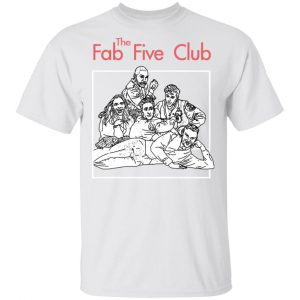 The Fab 5 Club Queer Eye Shirt