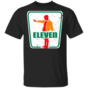 7-11 Stranger Things Shirt