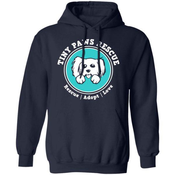 Tiny Paws Official Logo Shirt