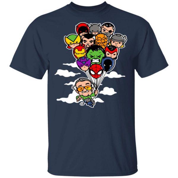 Balloon Stan II (Collab with GoodIdeaRyan) Shirt
