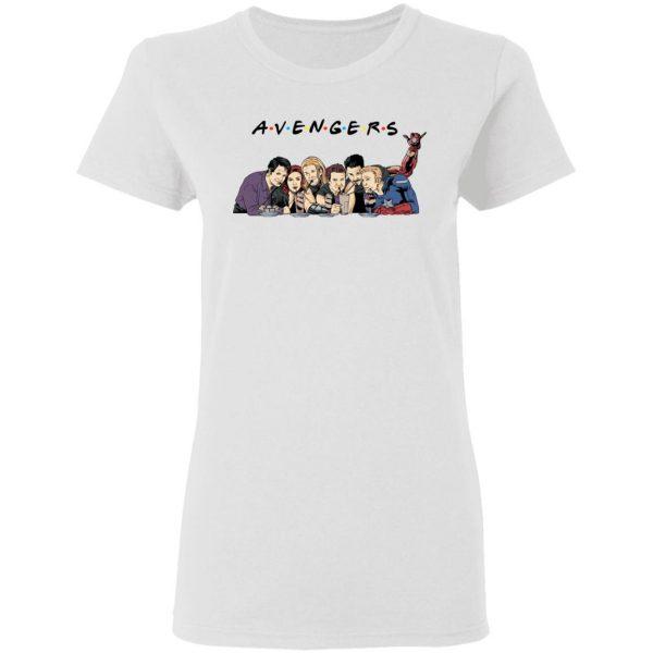 Avengers Friends Shirt