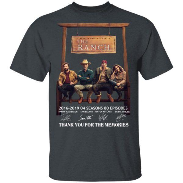 3 Years Of The Ranch Anniversary Shirt