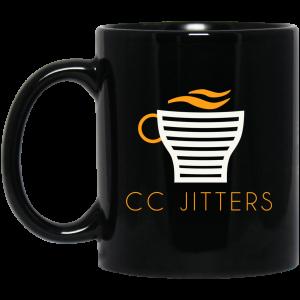 CC Jitters Mug Coffee Mugs