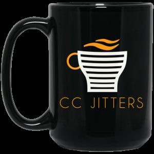 CC Jitters Mug Coffee Mugs 2