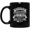 Never Underestimate A Woman Who Loves Blue Cheese And Was Born In April Mug Coffee Mugs 2