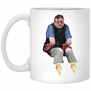 Mod Ash Gnome Child Mug