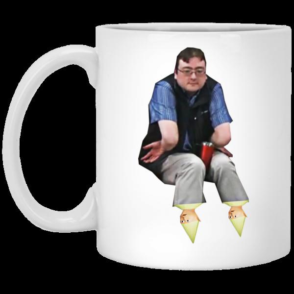 Mod Ash Gnome Child Mug