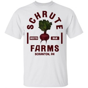 The Office Schrute Farms T-Shirts Apparel 2