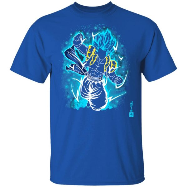 Powered Fusion T-Shirts Apparel 6