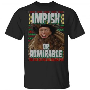 Impish or Admirable T-Shirts Apparel