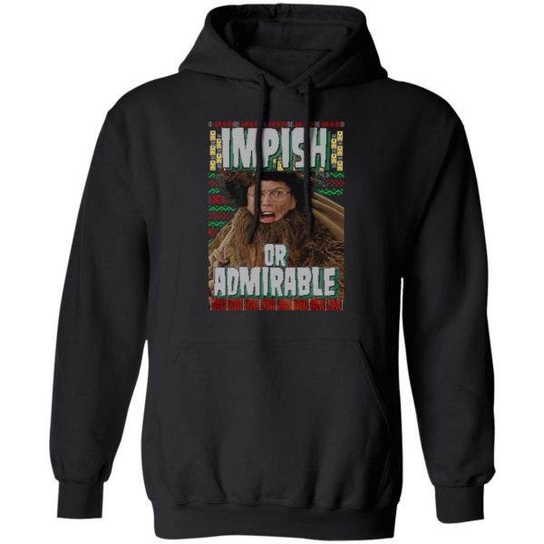 Impish or Admirable T-Shirts