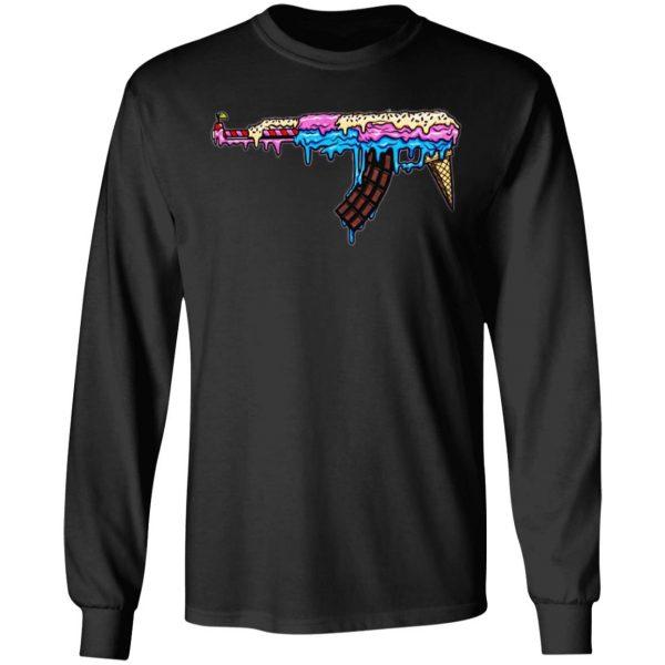 Ice Cream Gun T-Shirts