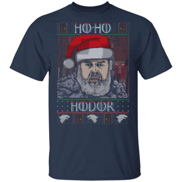 Ho Ho Hodor Face Sweater, T-Shirts Apparel 5