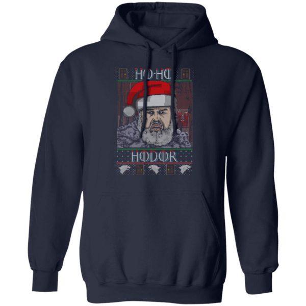 Ho Ho Hodor Face Sweater, T-Shirts Apparel 13