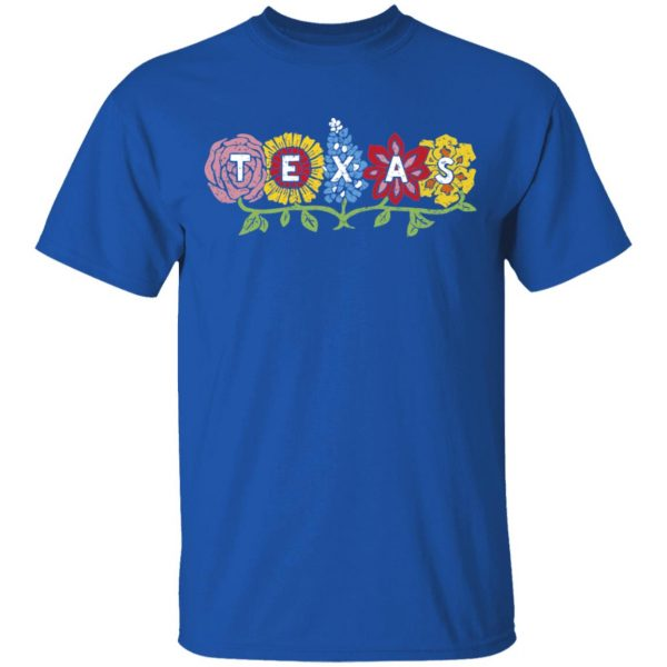 Wildflower Texas Shirt
