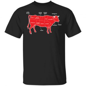 Tex-Mex Cow Shirt Apparel