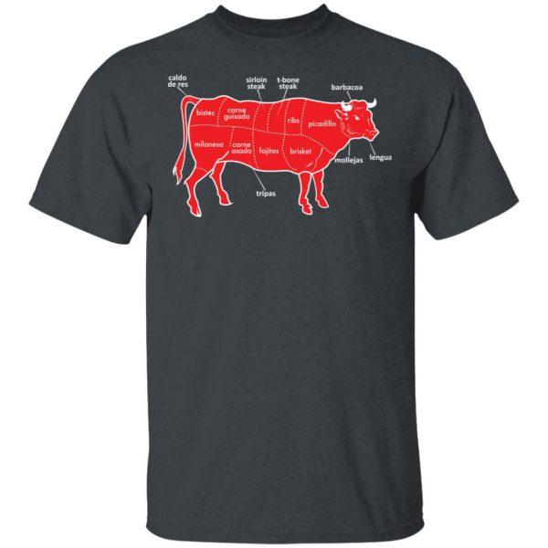 Tex-Mex Cow Shirt Apparel 4