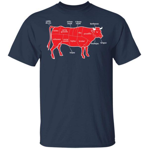 Tex-Mex Cow Shirt Apparel 5