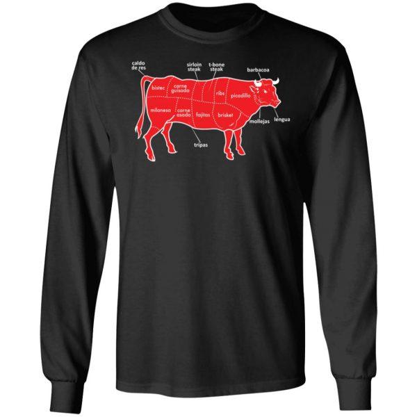 Tex-Mex Cow Shirt Apparel 11