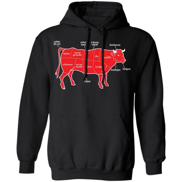 Tex-Mex Cow Shirt Apparel 12