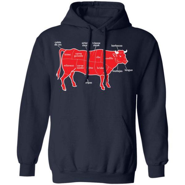 Tex-Mex Cow Shirt Apparel 13