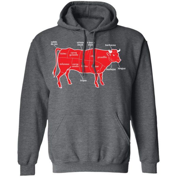 Tex-Mex Cow Shirt Apparel 14