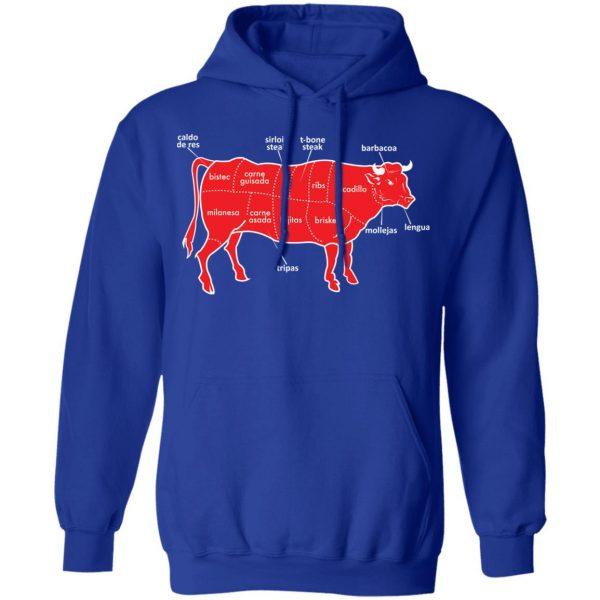 Tex-Mex Cow Shirt Apparel 15