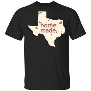 Homemade Texans Shirt Apparel