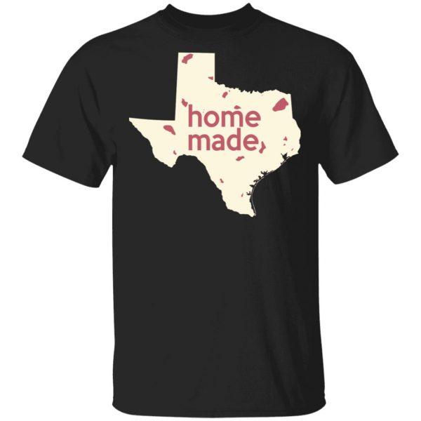 Homemade Texans Shirt Apparel 3