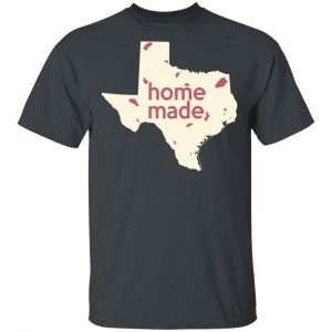 Homemade Texans Shirt Apparel 2