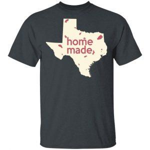 Homemade Texans Shirt Apparel 2