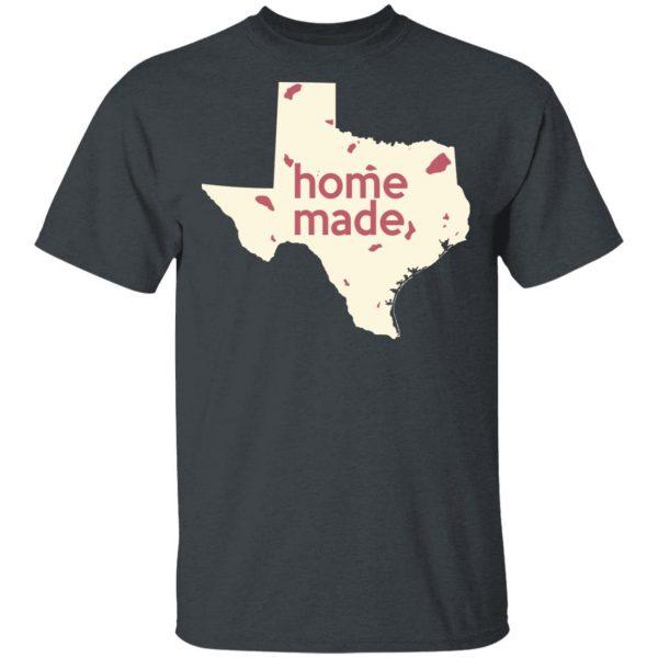 Homemade Texans Shirt Apparel 4