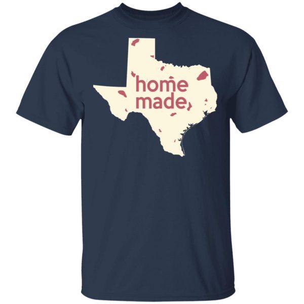 Homemade Texans Shirt Apparel 5