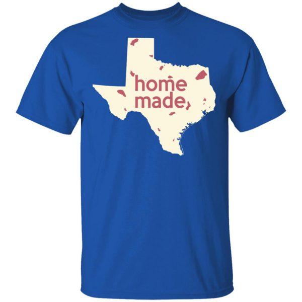 Homemade Texans Shirt Apparel 6