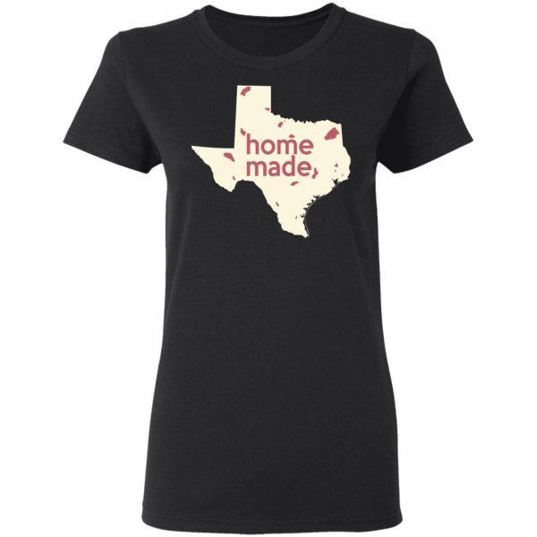 Homemade Texans Shirt Apparel 7