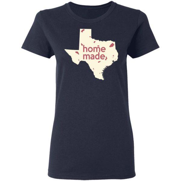 Homemade Texans Shirt Apparel 9
