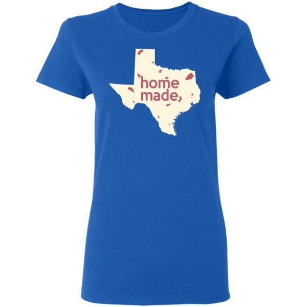 Homemade Texans Shirt Apparel 10